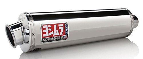 Yoshimura ATV RS-3 Comp Series Stainless Steel Full System Exhaust for 2001-2005 Yamaha YFM660R Raptor - Silver - One Size ()