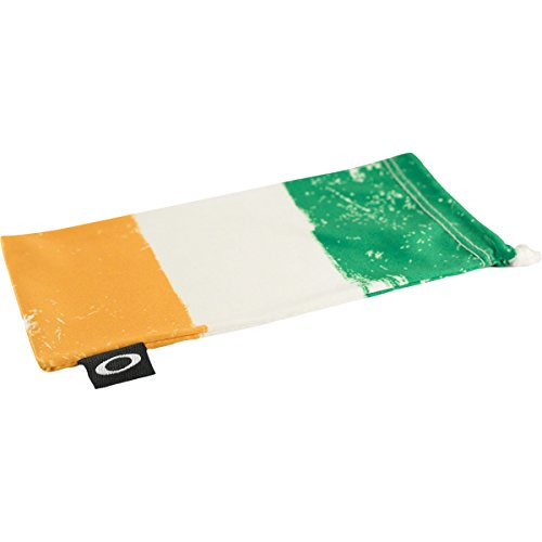 Oakley Microclear Microbag Sunglass Bag - Ireland Flag - One - Bag Oakley Glasses