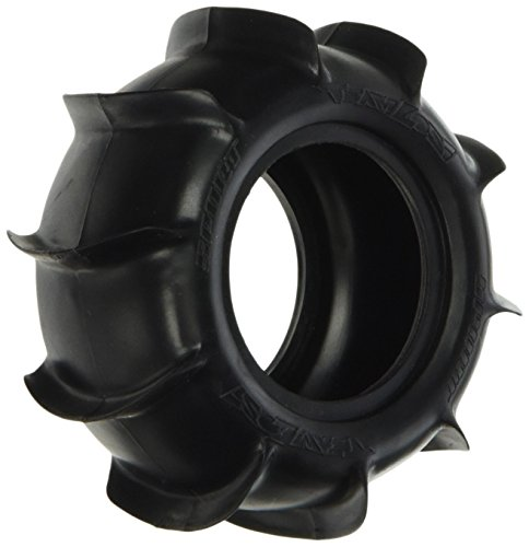 Team Losi Rear Tires with Foam Sand Paddle: Mini-T MDT(2) (18 Tires Foam Mounted)