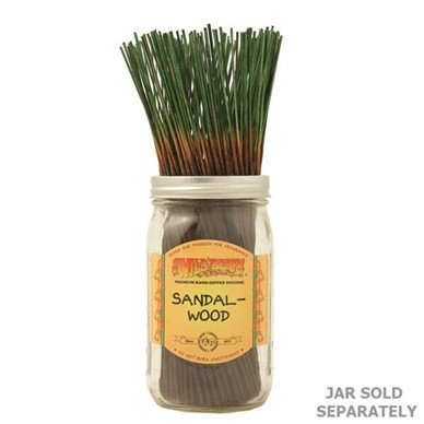 Sandalwood - 100 Wildberry Incense (100 Incense Stick)