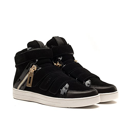 a5c6ec606577 OPP Men s Fashion Designer Shoes Leather High-Top Sneakers