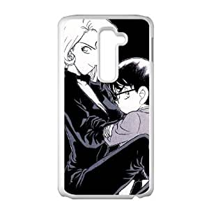 Detective Conan LG G2 Cell Phone Case White 218y-682124