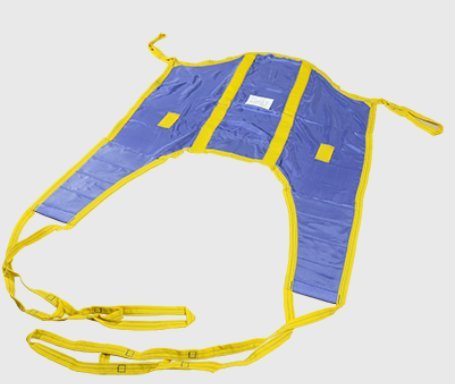 BestSling Replacement Slings for Liko/Guldmann - Large, Best Fits: 198-350 lb, Weight Capacity 600Lb - 1 Each / Each - SLGPH483 by Best Care LLC
