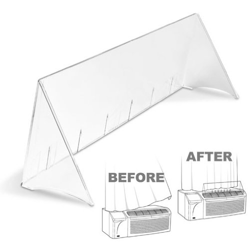Taymac DA28 Polycarbonate Air Deflector For Amana - 118783, by Hubbell