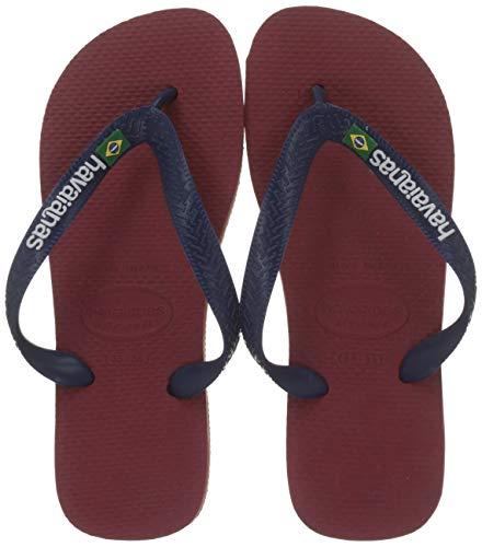Havaianas Unisex Kid's Brasil Logo Flip Flops