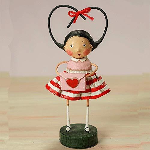 Lori Mitchell Valentine's Day Secret Admirer - New (Valentine Figurines)
