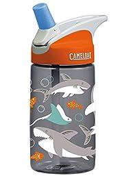 CamelBak Kid's Eddy Kids Botella de Agua de 0.4 L para niños