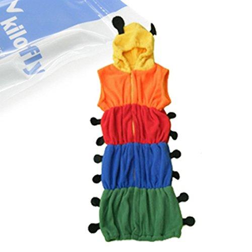KF Rainbow Caterpillar Wearable Sleepwear product image