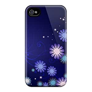 Ultra Slim Fit Hard AngelKiss Case Cover Specially Made For Iphone 4/4s- Colorful 34