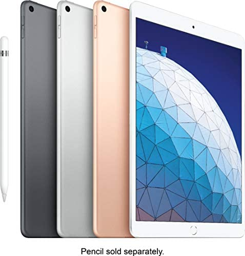 Apple iPad Air 10.5-inch (third Gen) Tablet A2152 (Wi-Fi Only) - 64GB / Space Gray (Renewed)