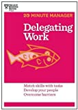 Delegating Work (20-Minute Manager)