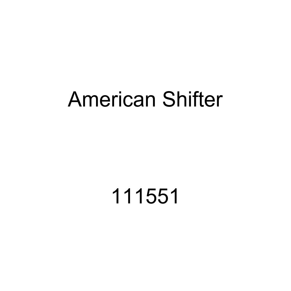 Green Golden Retriever American Shifter 111551 Red Stripe Shift Knob with M16 x 1.5 Insert