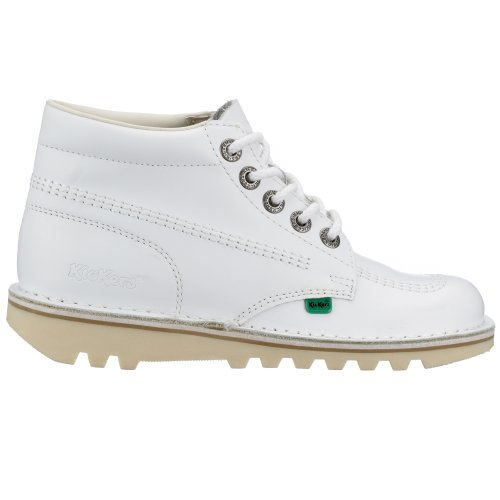 Kickers white natural Stivaletti Donna Da 1 kf0000120we2 white vxPXrwq8PC