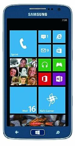 Samsung ATIV S Neo, Royal Blue 16GB (Sprint) (Cell Phone Samsung Windows 8)