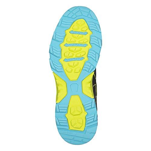 de Bleu Gel Asics Femme Gymnastique Chaussures Fujitrabuco 6 6RqvqTI