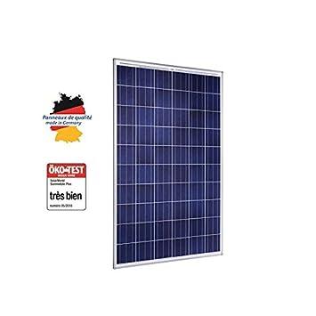 panneau solaire 260w