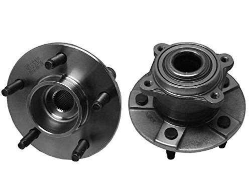 Brand New Non-ABS (Both) Rear Wheel Hub and Bearing Assembly 5-Lug - Non-ABS Models - for 05 Equinox Non-ABS - [06 Torrent Non-ABS] - 02-07 Vue Non-ABS