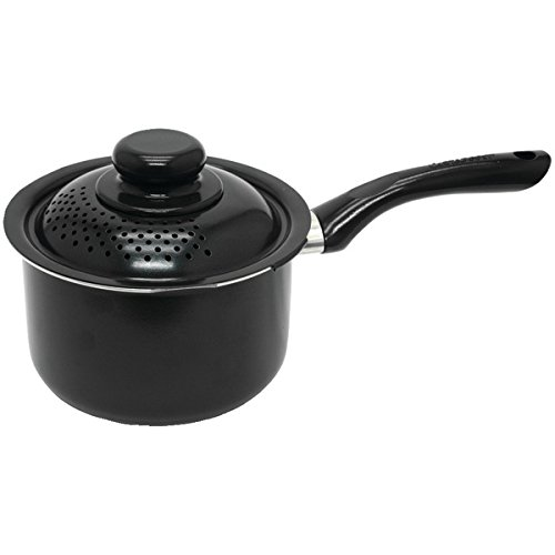 Starfrit 034174-002-0000 Starbasix Saucepan with Perforated Lid (2.3qt)