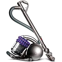Dyson CY18 Cinetic Animal Canister Vacuum, Purple/Iron (Certified Refurbished)