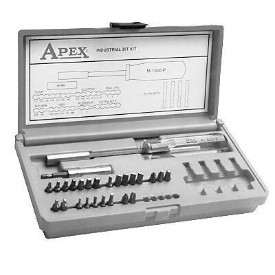 24 Bit Drive Tool Sets - 38830 industrial bit kit by Cooper Tools [並行輸入品] B0184Y64KI