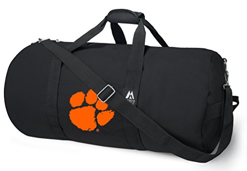 Broad Bay OFFICIAL Clemson Tigers Duffle Bag or Clemson University Gym Bags Suitcases by Broad Bay