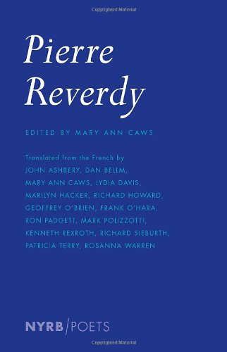 Pierre Reverdy (New York Review Books Poets)