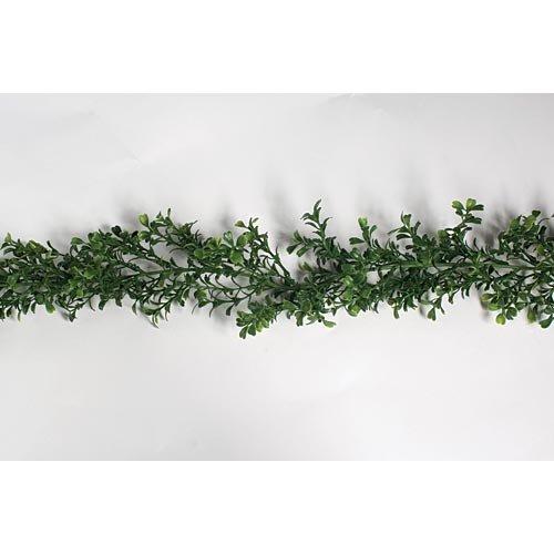 Boxwood Garland Christmas (Artificial Boxwood Garland)