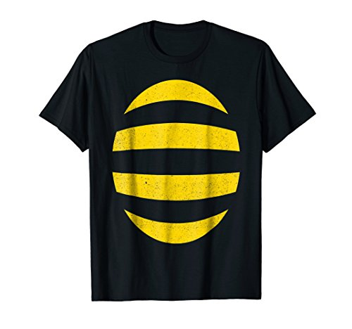Funny Yellow Bee T-Shirt Bumblebee . Costume Hornets (Queen Bee Costume Ideas)