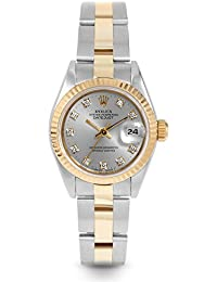 Datejust Automatic-self-Wind Female Watch 69173 (Certified Pre-Owned)