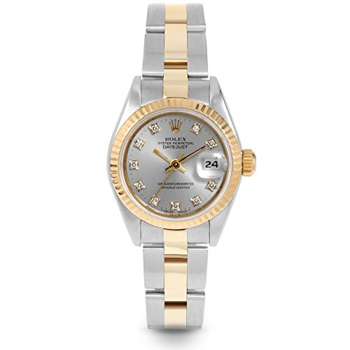 (Rolex Datejust Automatic-self-Wind Female Watch 69173 (Certified)