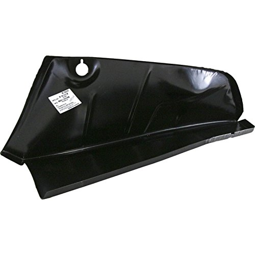 Eckler's Premier Quality Products 33149722 Camaro Trunk Drop Off Panel Left