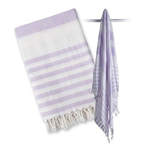 lulujo Turkish Towel Summer Lilac