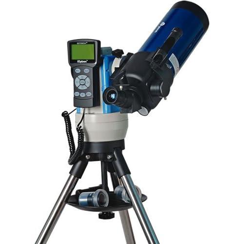 Image of Catadioptric iOptron SmartStar-A-MC90 8604B GPS Computerized Telescope with Dual AltAz/EQ Mount (Astro Blue)