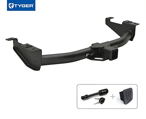 Tyger Auto TG-HC3F0288 Class 3 Trailer Hitch Combo with 2