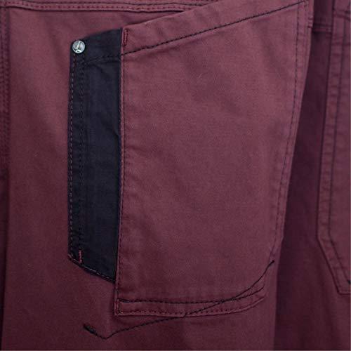 Oldstone D'escalade Evo V2 Abk Pantalon Bordeaux FwqdxR