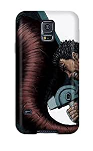 Excellent Galaxy S5 Case Tpu Cover Back Skin Protector Berserk