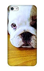 Awesome Design Animal Dog Hard Case Cover For Iphone 5c(gift For Lovers)