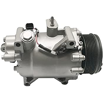 RYC Remanufactured AC Compressor and A/C Clutch IH580