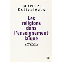 Religions dans l'enseignement laïque