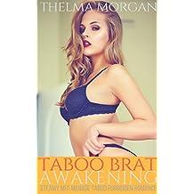 Taboo Brat Awakening: Steamy Mff Menage Romance