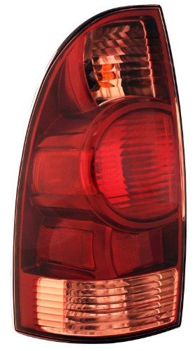 TYC 11-6064-00 Toyota Tacoma Driver Side Replacement Tail Light Assembly