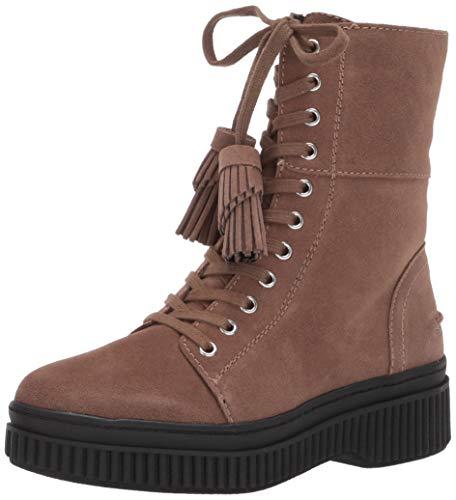 Franco Sarto Women's Becks Fashion Boot, Birchwood Suede, 7 M US