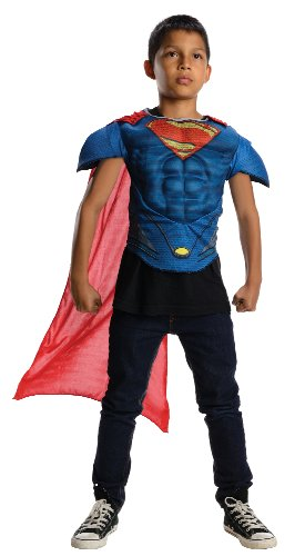 Superman Child's Muscle Chest Costume Top