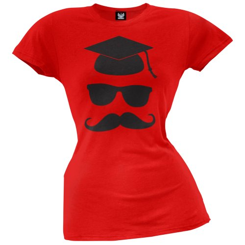 Old Glory Damen T-Shirt Rot Rot