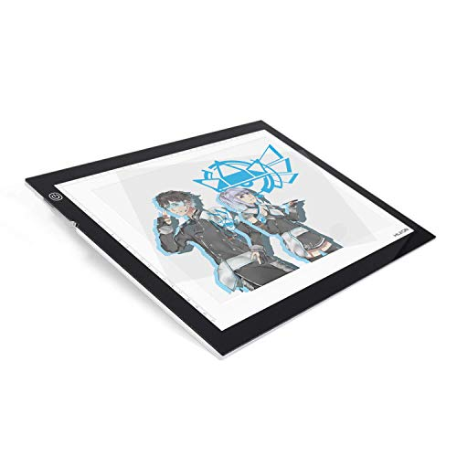 Huion A3 Light Box for Tattoo Tracing - AC Powered by TUESUN