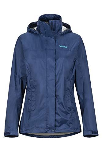 Marmot Women's PreCip¿ Eco Jacket Arctic Navy Medium from Marmot