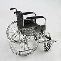 DPPAN Drive Medical Transport Silla de ruedas Reposapiés elevadores para tubos de acero resistentes, plegables y ligeros para transferencias fáciles,17
