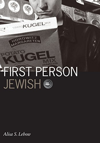 First Person Jewish (Visible Evidence)