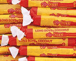 Atkinsons Coconut Long Boys ~ 2 Lbs