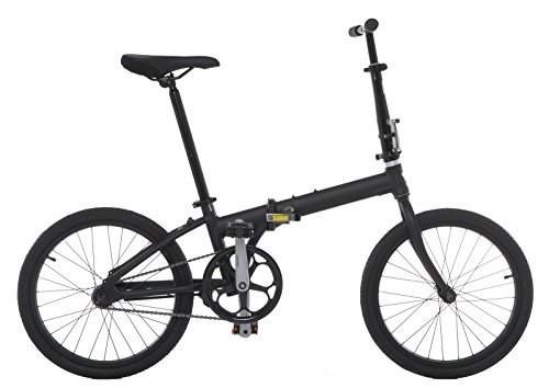 Lightweight Folding Bicycle - Vilano Urbana Single Speed Folding Bike
